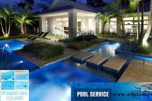 Layanan jasa perawatan kolam renang CINERE